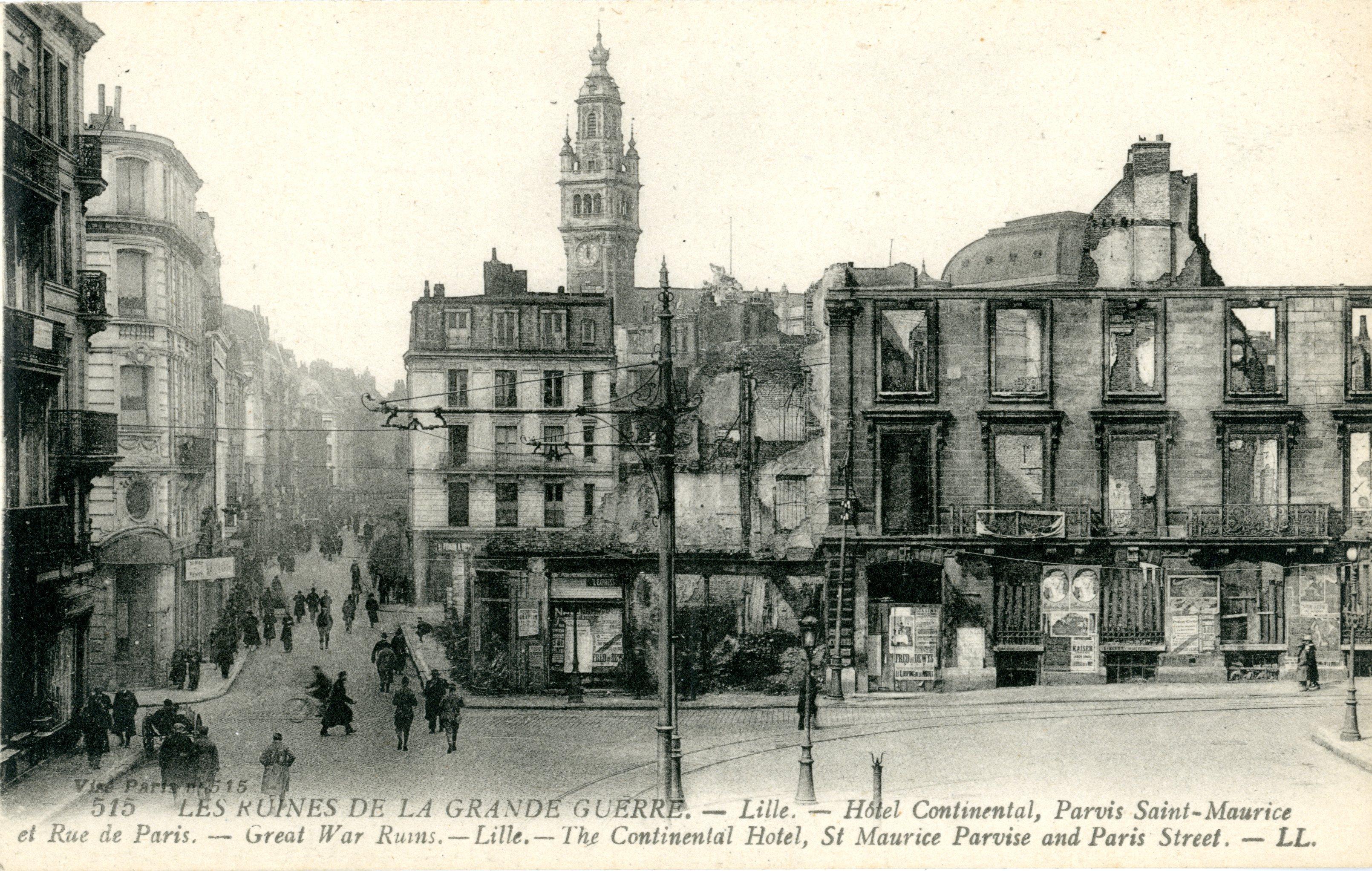 Hotel De Ville De Paris Exposition